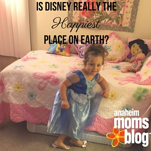 Is Disney the happiest place on Earth-