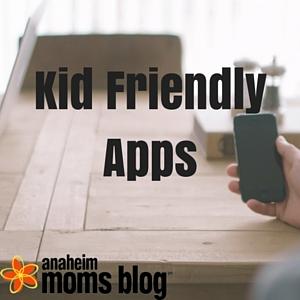 Kid Friendly Apps