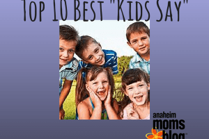 Top 10 Best -Kid Says- (1)