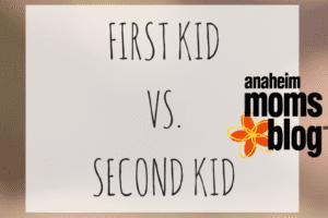 FIRST KIDVS.SECOND KID