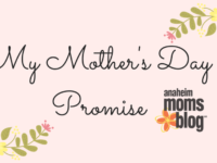 My Mother's Day Promise