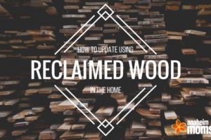 Reclaimed Wood Header