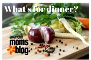 What's for dinner-