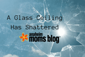 A Glass Ceiling Has Shattered