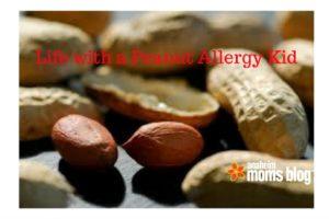 Life with a Peanut Allergy Kid