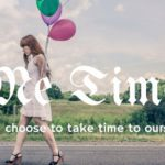 Why 'me time' is important in our family