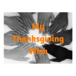 My Thanksgiving Wish