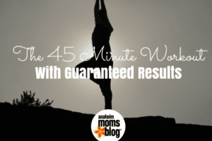 The 45 Minute Workout