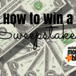How to Win a Sweepstakes