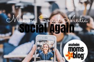 Making Social Media