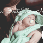 Dear First-Time Mom, I See You & I'm Here For You