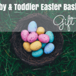 Toddler Easter Basket Gift Guide