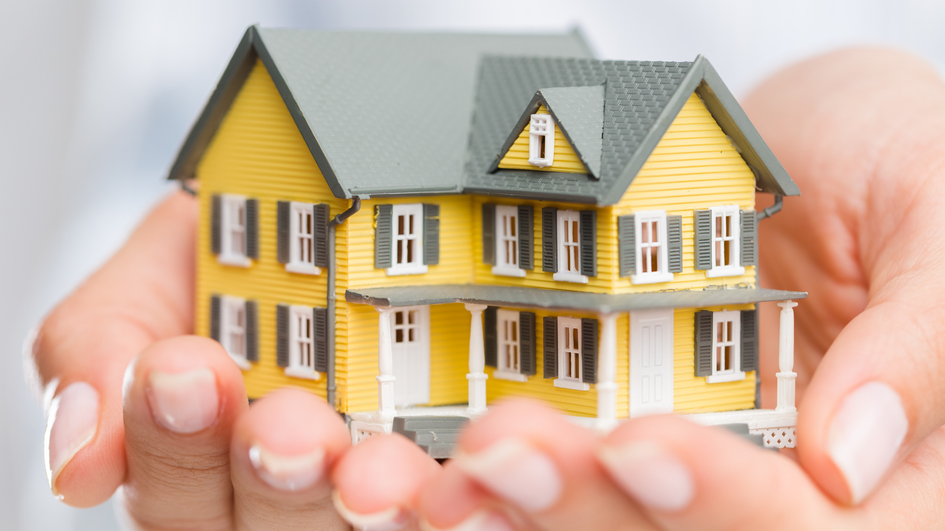 House Hunting With Tiny People