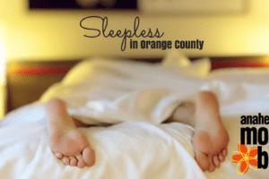 Sleepless in Orange County