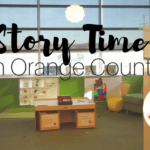 Story Time In Orange County