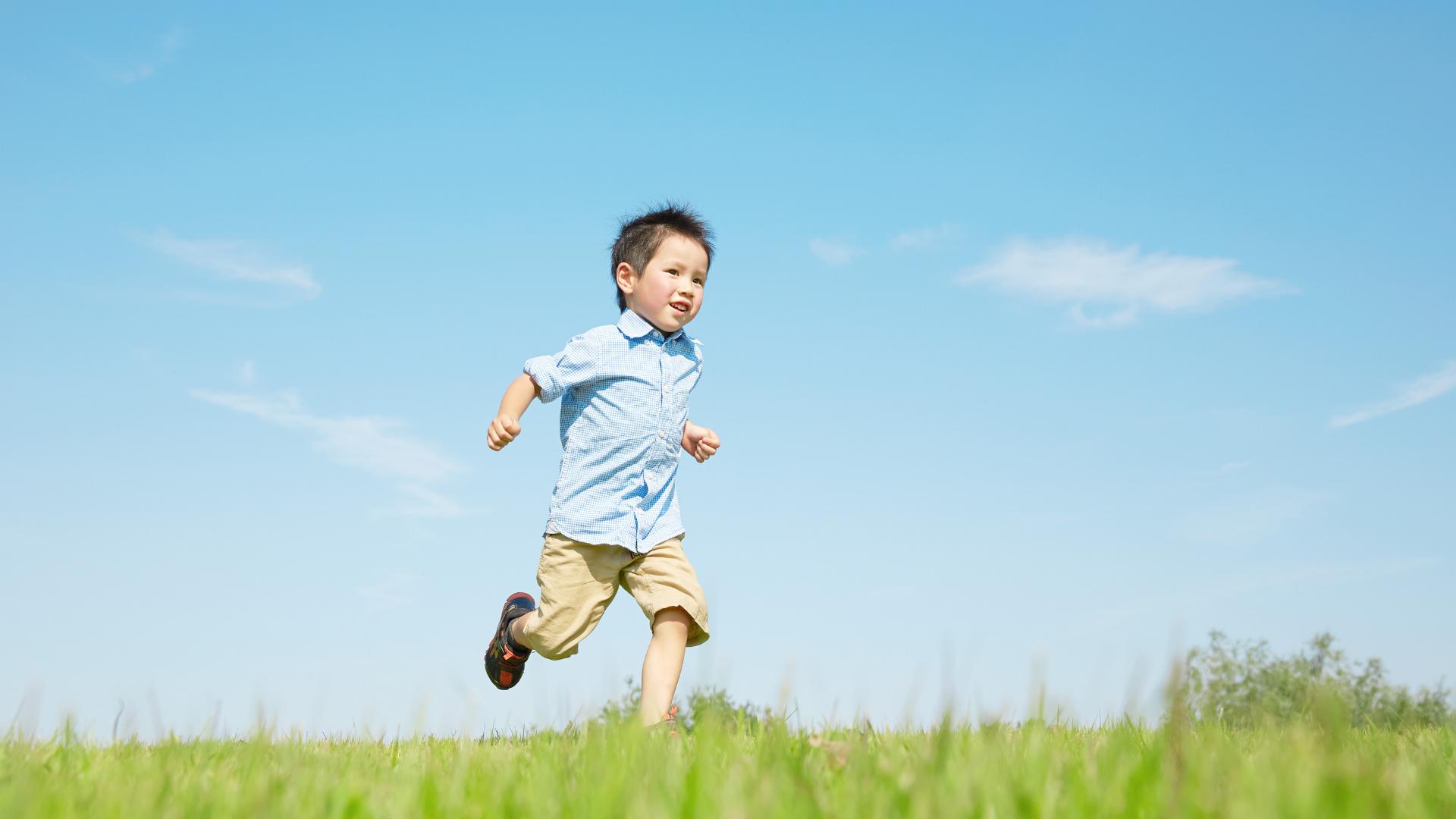 Run Toddler Run