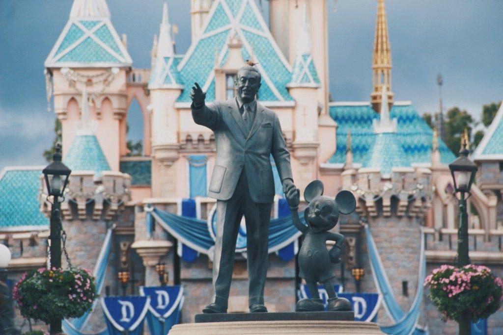 Disneyland Resort With A First Timer