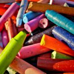 How to Upcycle ALL Those Broken Crayons
