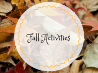 orange county moms blog Fall Activities