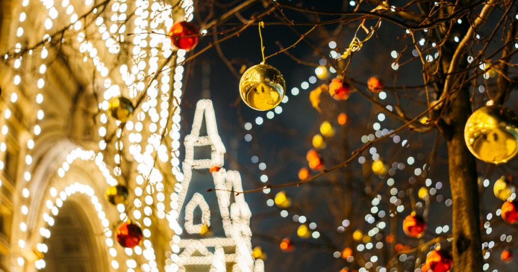 Holiday Lights Anaheim Moms Blog