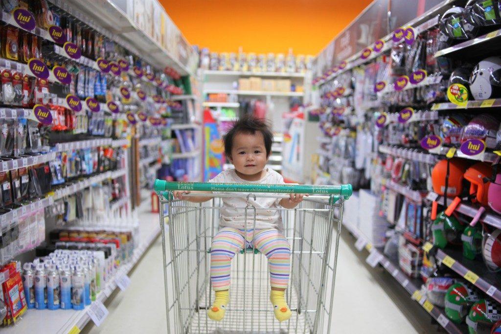 Stress-Free Shopping