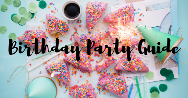Birthday Parties in Orange County