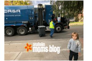 trash trucking