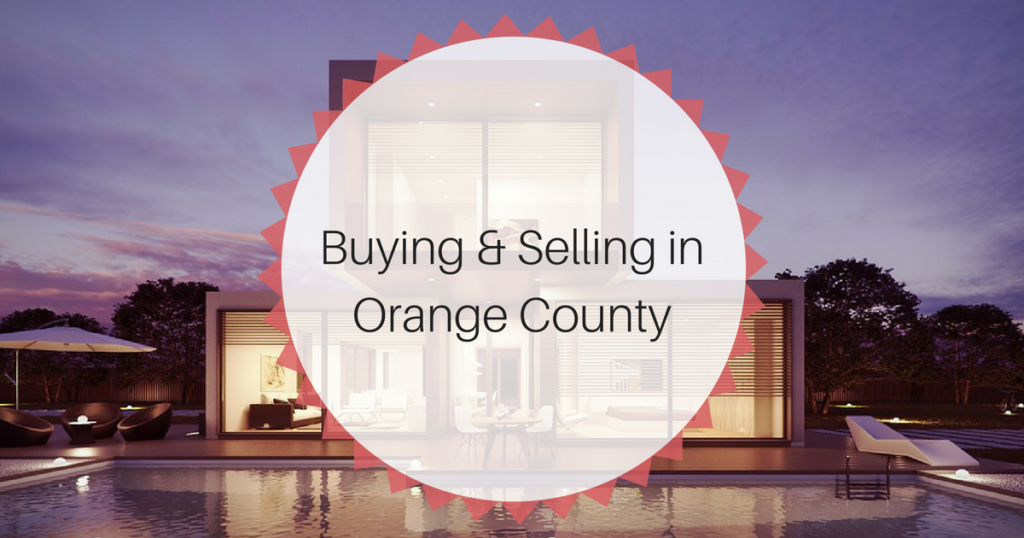 moving to Orange county