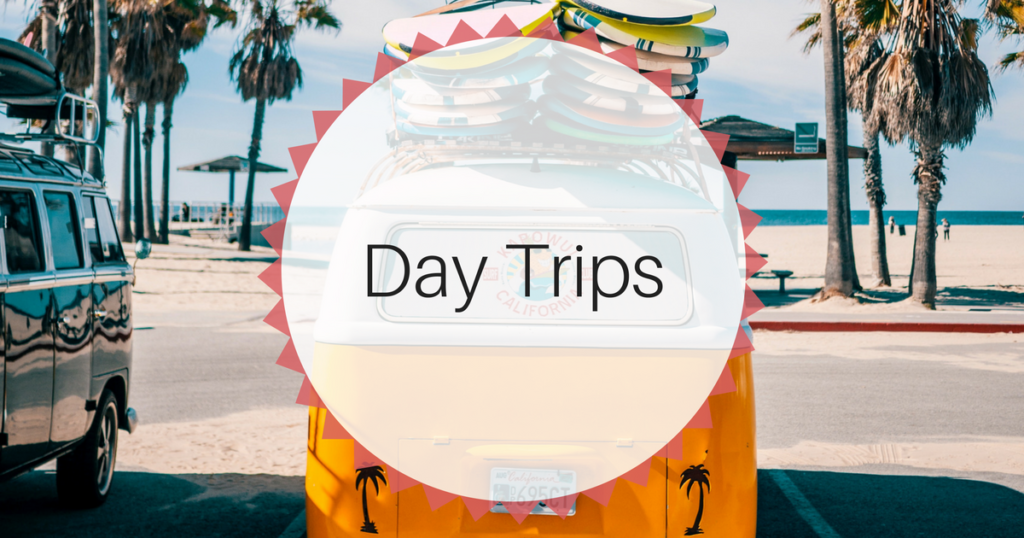day trips in Orange County