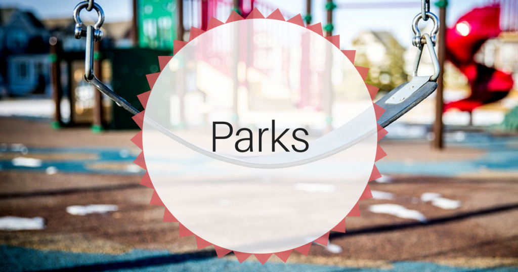 parks in Orange County