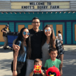 Birthday Fun at Knott's Berry Farm