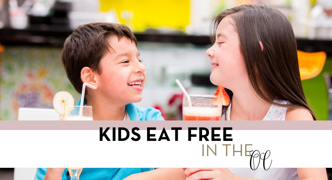 kids eat free orange county oc