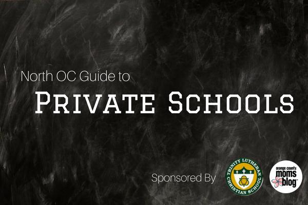 north oc private school