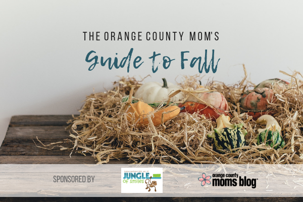 guide to fall jungle of smiles orange county