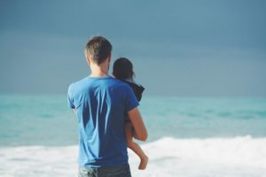 grieving while being a parent
