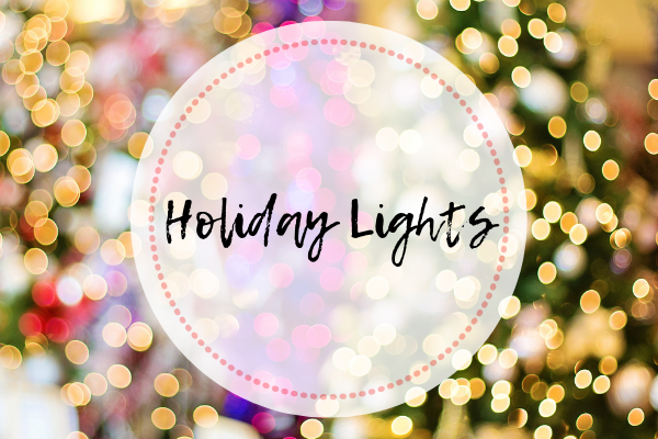 Where to see Holiday Lights in Orange County