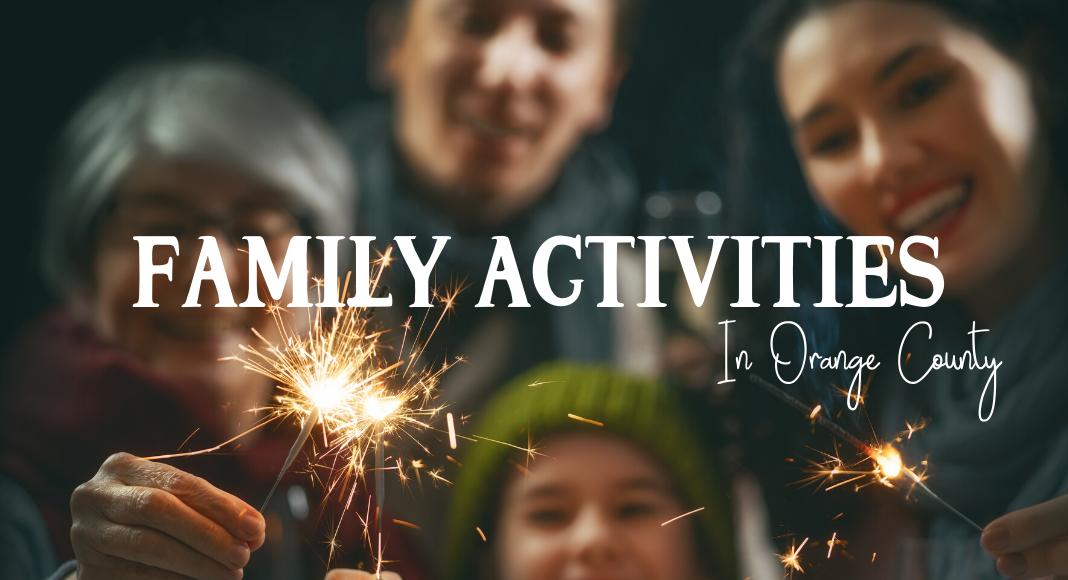family activities orange county