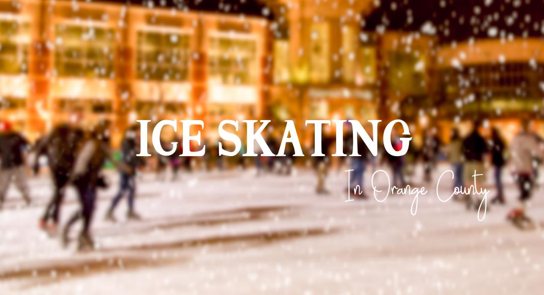 ice skating orange county