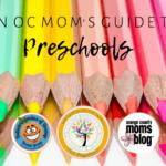 Orange County's Ultimate Preschool Guide