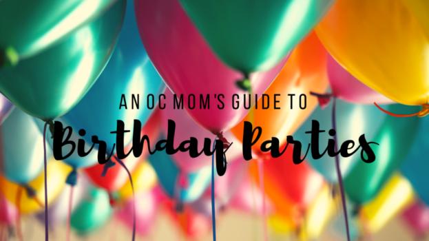oc birthday party