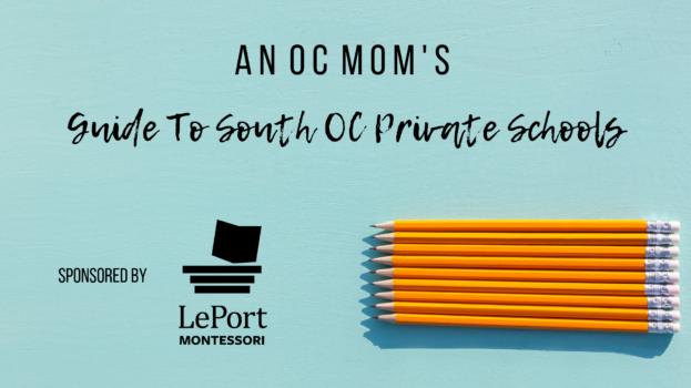 South OC Private School