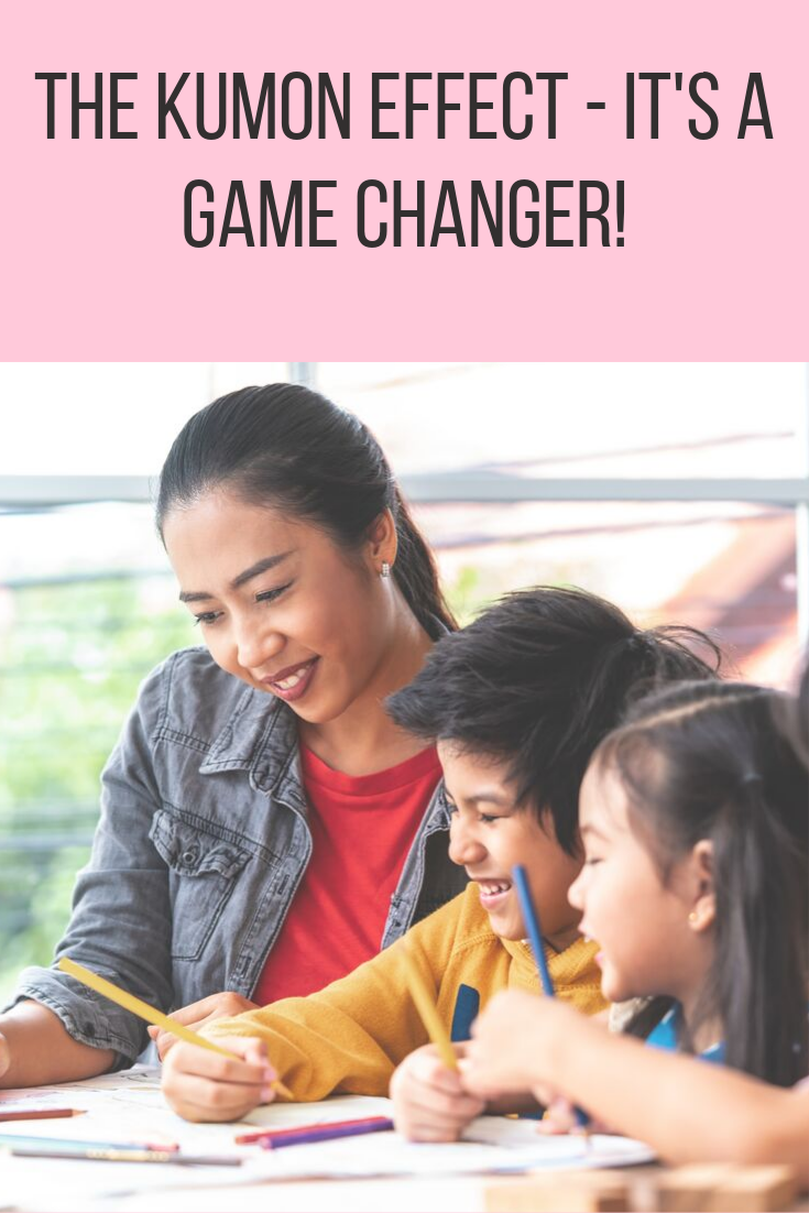 The Kumon Effect - It's A Game Changer!