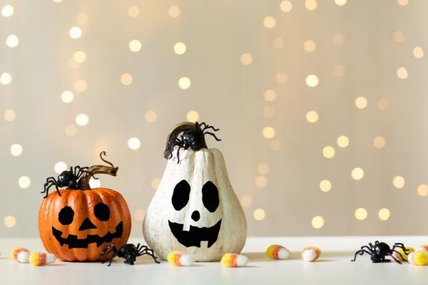 sustainable halloween
