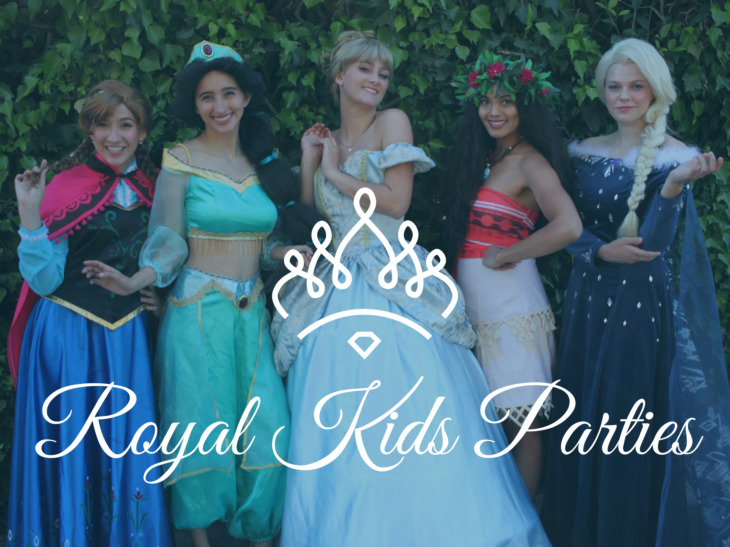Royal Kids Parties