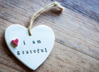 finding gratitude