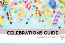 celebrations quarantine style