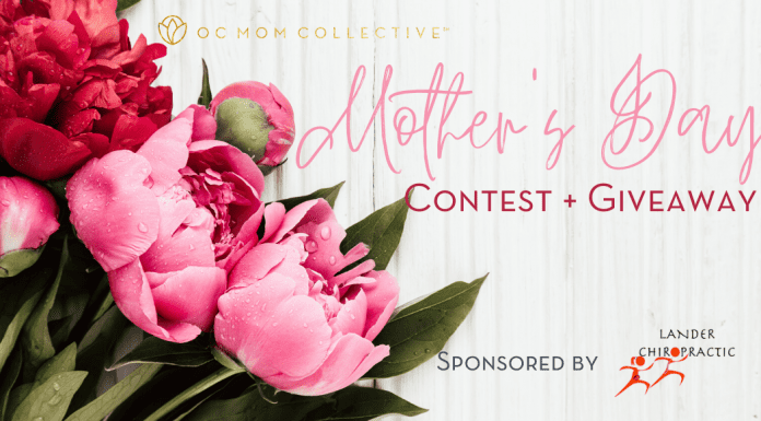 Mother's Day Contest + Giveaway