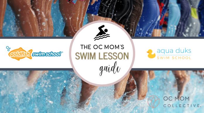 Orange County Swim Lesson OC