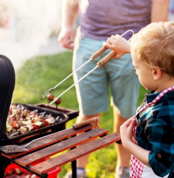 grilling tips + tricks