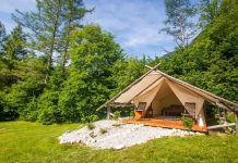 Glamping Is The New Kind of Vacation PIN